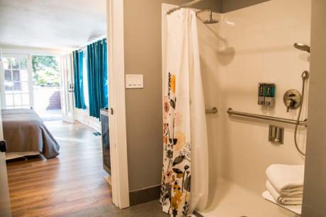 ADA Room - ADA Bathroom