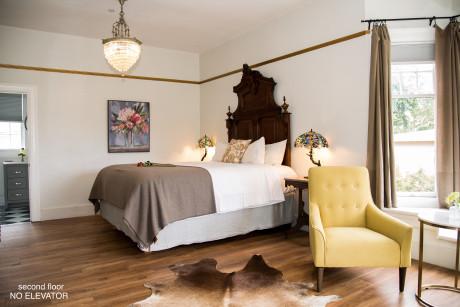 Bonzi's bedroom