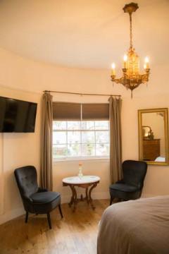 Cedar Gables Inn Edwards Study - Reading area
