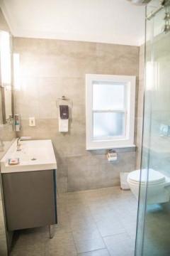 Cedar Gables Inn Kathleens Chamber - Bathroom