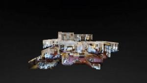 Cedar Gables Inn Dollhouse - Cedar Gables Inn Dollhouse