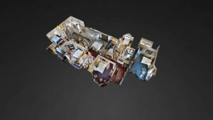 Cedar Gables Inn Dollhouse - Cedar Gables Inn Dollhouse 6